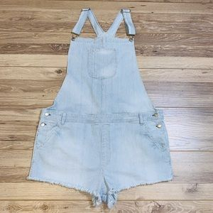 American Eagle Outfitters overall shorts size XXL